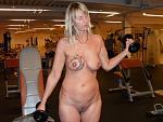 Nude Fitness Training